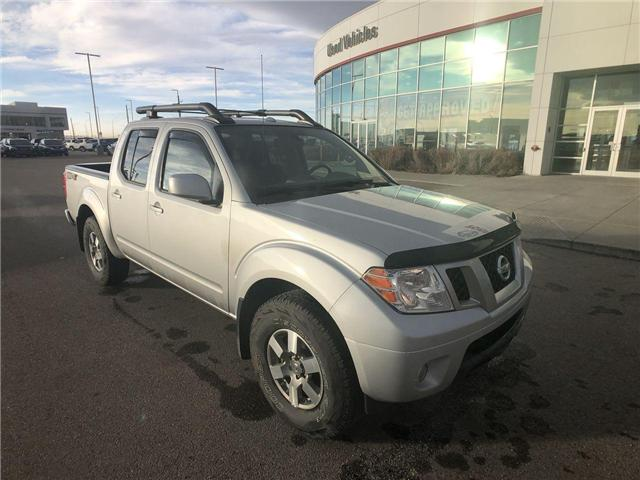 2013 Nissan Frontier PRO-4X (Stk: 2801330A) in Calgary - Image 2 of 17