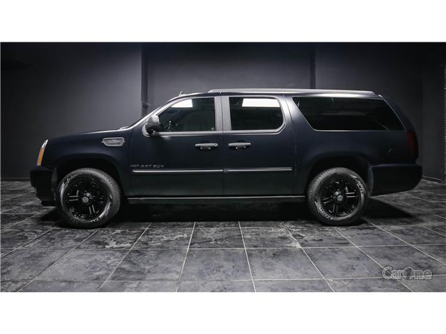 2011 Cadillac Escalade ESV JUSTIN BIEBERS CUSTOM MADE! RWD! (Stk: CT17-164) in Kingston - Image 1 of 34