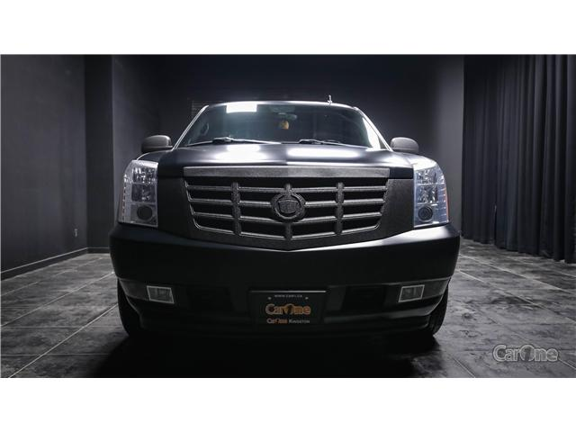 2011 Cadillac Escalade ESV JUSTIN BIEBERS CUSTOM MADE! RWD! (Stk: CT17-164) in Kingston - Image 2 of 34