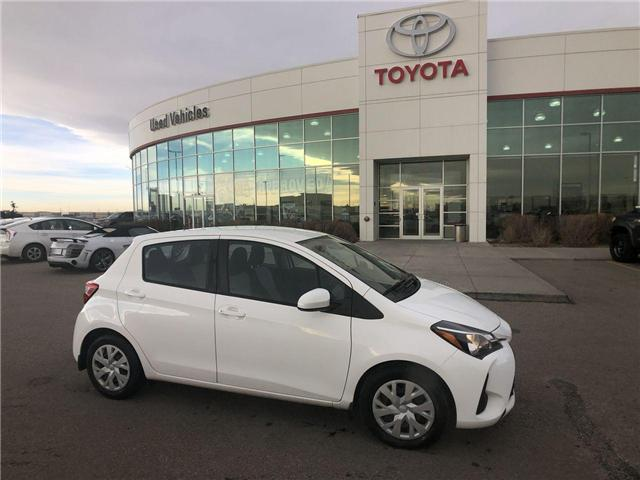 2018 Toyota Yaris LE (Stk: 284264) in Calgary - Image 1 of 15