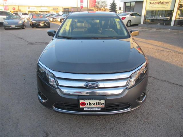 2011 Ford Fusion SEL AWD | B/U SENSORS | LEATHER | SUNROOF (Stk: DR445) in Oakville - Image 2 of 24