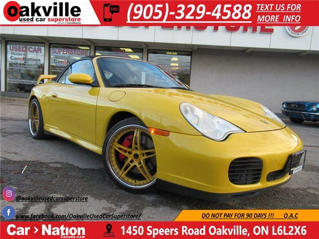 2004 Porsche 911 CARRERA 4S | BOSE | LOW MILEAGE | MANUAL (Stk: P11610) in Oakville - Image 1 of 26