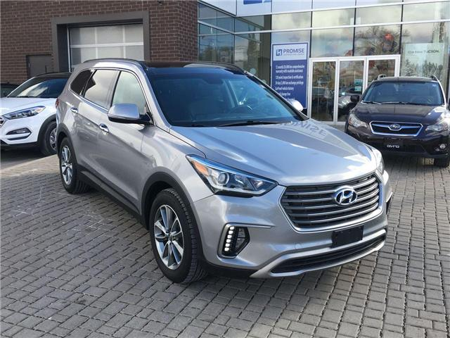 2017 Hyundai Santa Fe XL Luxury (Stk: H4398) in Toronto - Image 2 of 30