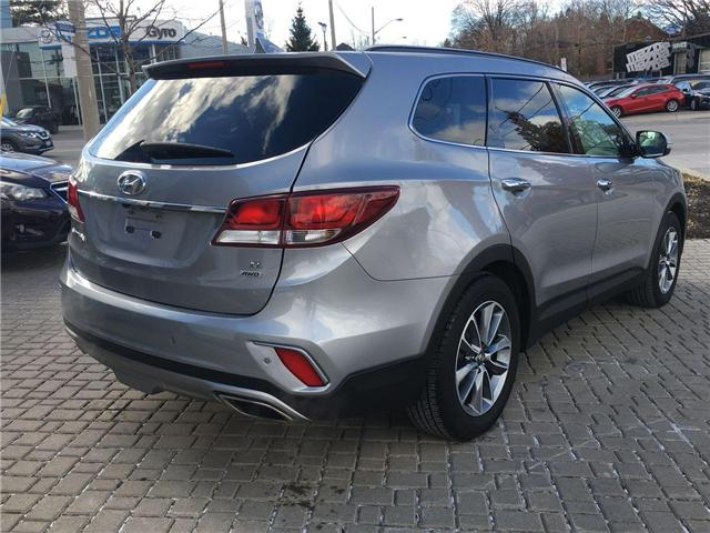 2017 Hyundai Santa Fe XL Luxury (Stk: H4398) in Toronto - Image 10 of 30