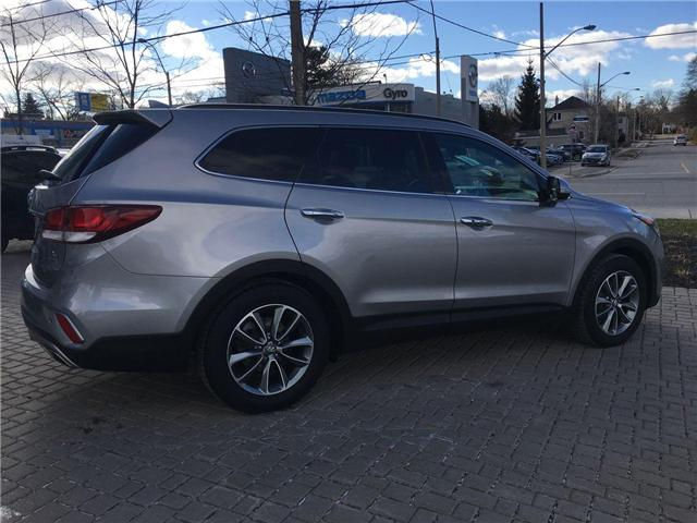 2017 Hyundai Santa Fe XL Luxury (Stk: H4398) in Toronto - Image 11 of 30