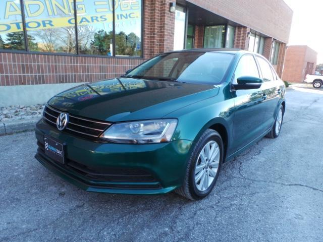 2017 Volkswagen Jetta Wolfsburg Edition (Stk: 11614) in Woodbridge - Image 1 of 14