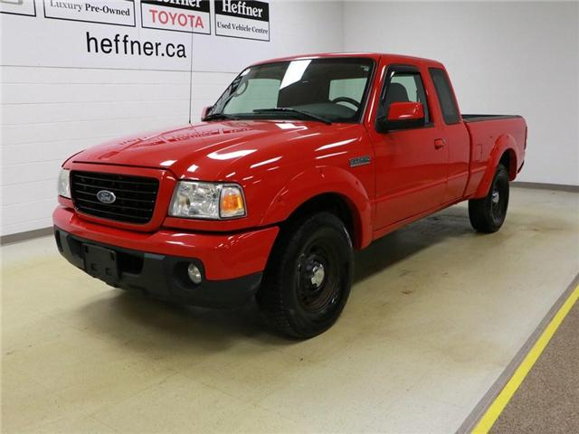 2009 Ford Ranger Sport (Stk: 186352) in Kitchener - Image 1 of 23