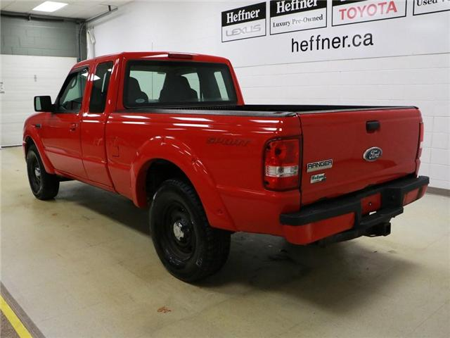 2009 Ford Ranger Sport (Stk: 186352) in Kitchener - Image 2 of 23