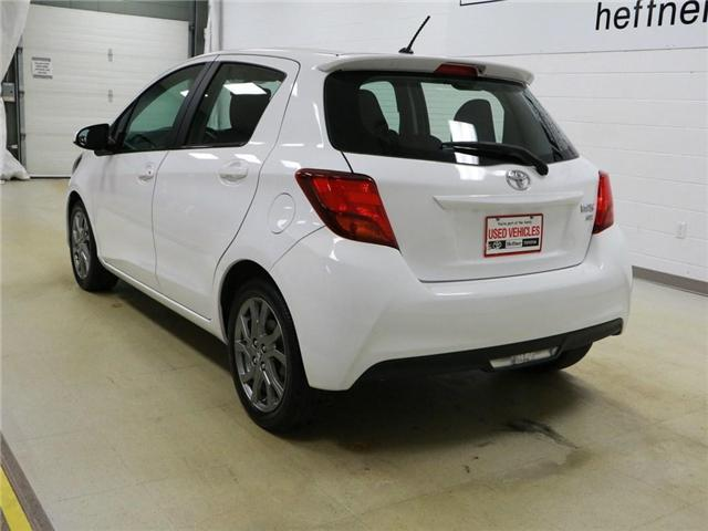 2015 Toyota Yaris SE (Stk: 186390) in Kitchener - Image 2 of 25