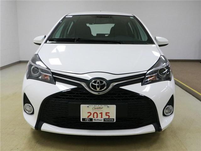 2015 Toyota Yaris SE (Stk: 186390) in Kitchener - Image 17 of 25