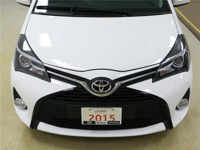 2015 Toyota Yaris SE (Stk: 186390) in Kitchener - Image 21 of 25