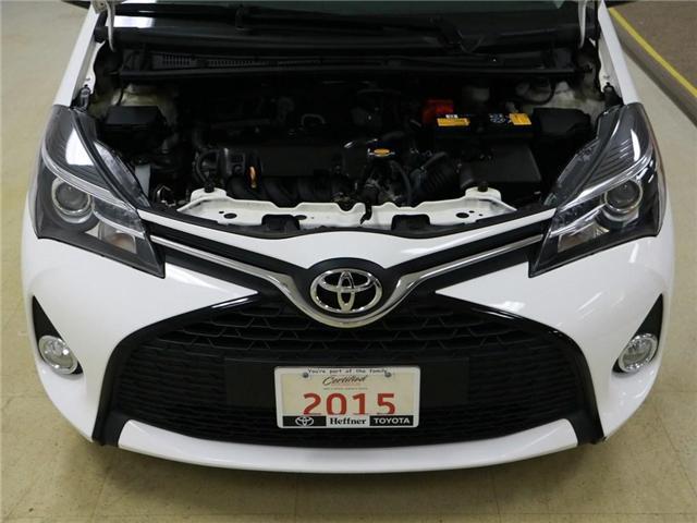 2015 Toyota Yaris SE (Stk: 186390) in Kitchener - Image 22 of 25