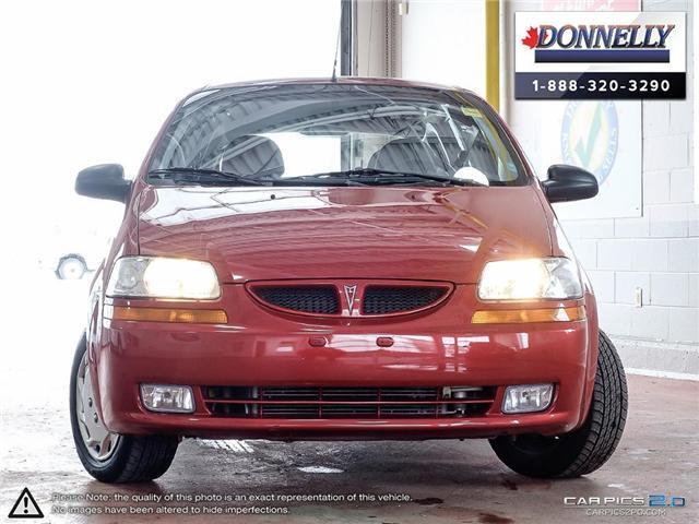 2006 Pontiac Wave 5 Uplevel (Stk: DUR5865A) in Ottawa - Image 2 of 28
