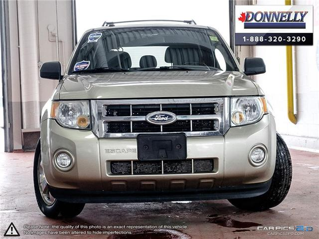 2010 Ford Escape XLT Automatic (Stk: PBWDR2136A) in Ottawa - Image 2 of 28