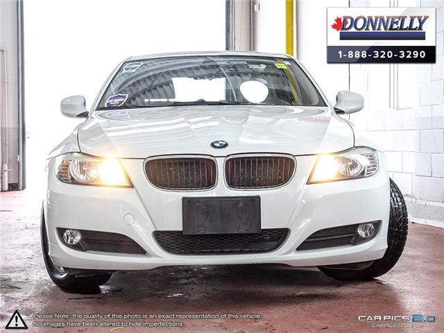 2009 BMW 323i  (Stk: PBWDUR5707B) in Ottawa - Image 2 of 28