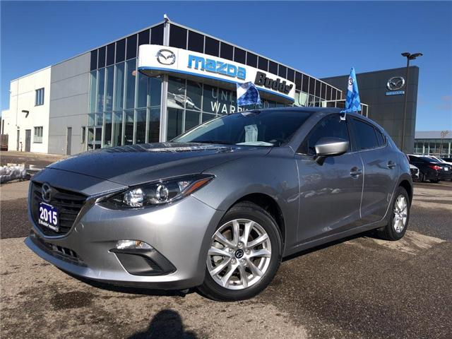 2015 Mazda Mazda3 GS (Stk: P3371) in Oakville - Image 1 of 20