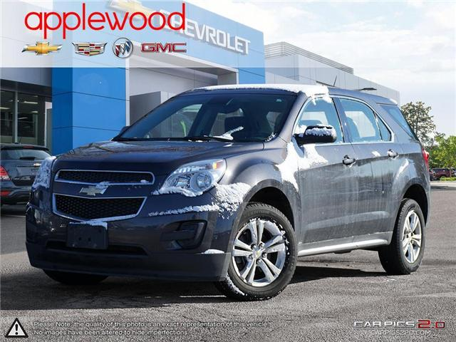 2015 Chevrolet Equinox LS (Stk: 378P) in Mississauga - Image 1 of 27