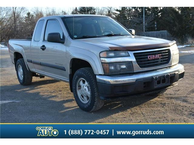 2004 GMC Canyon SLE (Stk: 105719) in Milton - Image 1 of 14