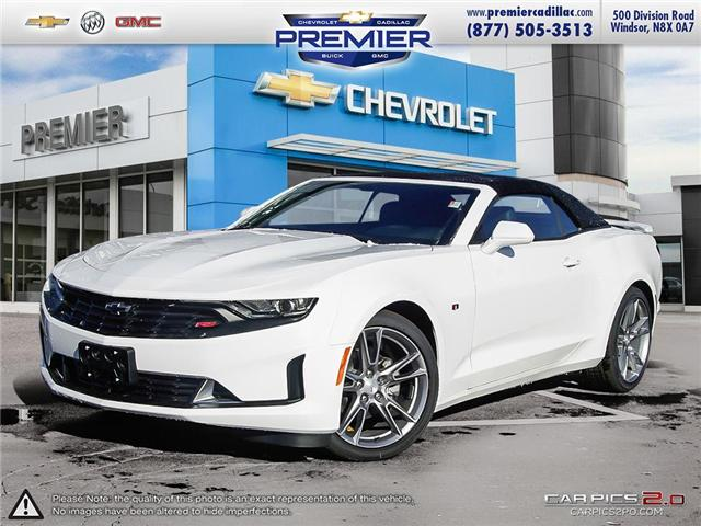2019 Chevrolet Camaro 2LT (Stk: 191136) in Windsor - Image 1 of 27