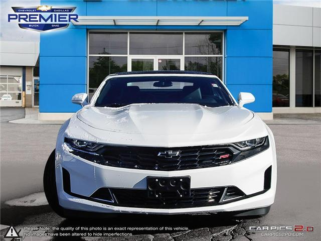 2019 Chevrolet Camaro 2LT (Stk: 191136) in Windsor - Image 2 of 27