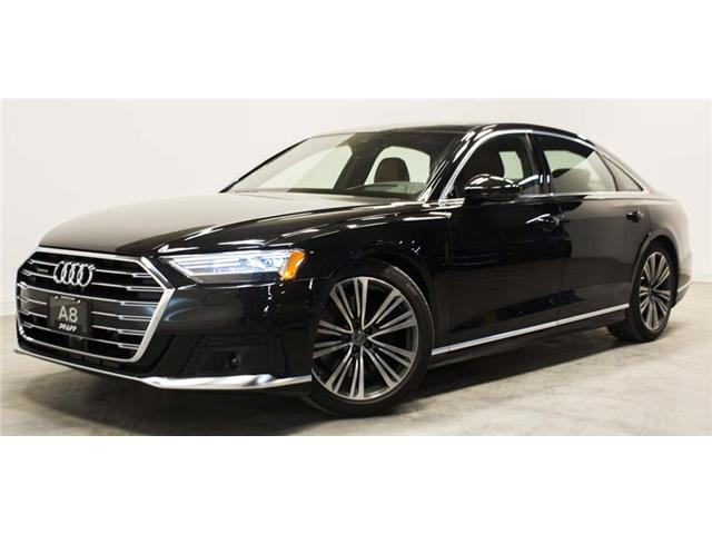 2019 Audi A8 L 55 (Stk: T15906) in Vaughan - Image 1 of 6