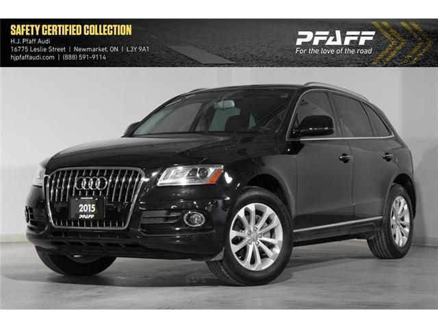2015 Audi Q5 2.0T Progressiv (Stk: 53055) in Newmarket - Image 1 of 18