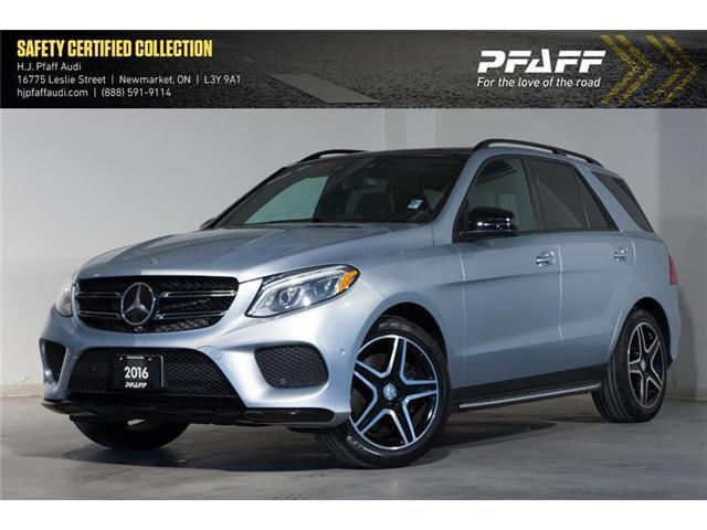 2016 Mercedes-Benz GLE-Class Base (Stk: 53059) in Newmarket - Image 1 of 18