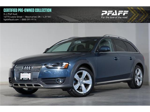 2015 Audi A4 allroad 2.0T Progressiv (Stk: 53061) in Newmarket - Image 1 of 19