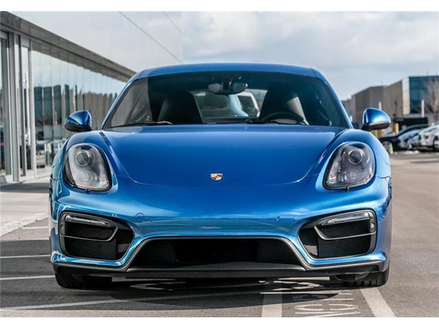 2016 Porsche Cayman GTS (Stk: U7512) in Vaughan - Image 2 of 15