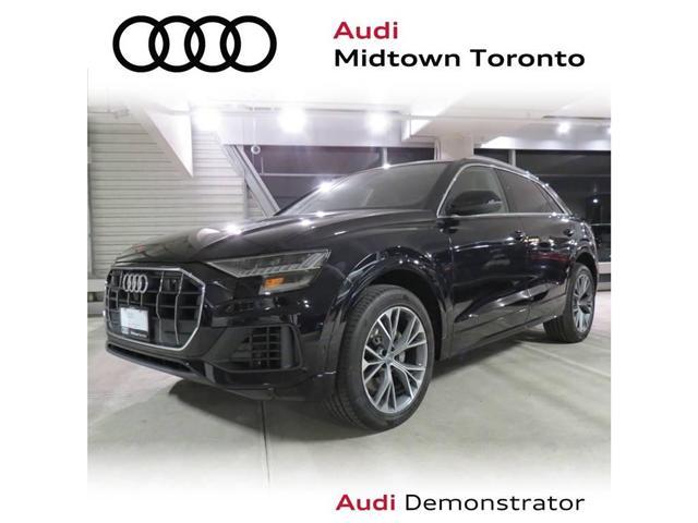 2019 Audi Q8 55 Technik (Stk: DAU5801) in Toronto - Image 1 of 28