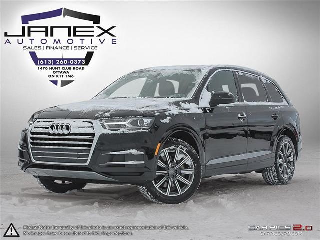 2017 Audi Q7  (Stk: 18795) in Ottawa - Image 1 of 27