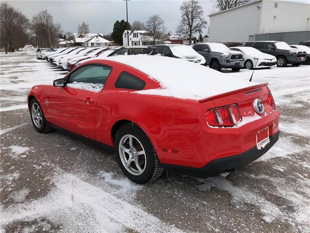 2012 Ford Mustang  (Stk: U27518) in Goderich - Image 2 of 16