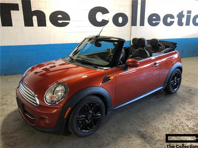 2015 MINI Convertible Cooper (Stk: 11866) in Toronto - Image 1 of 26