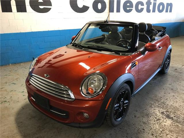 2015 MINI Convertible Cooper (Stk: 11866) in Toronto - Image 2 of 26