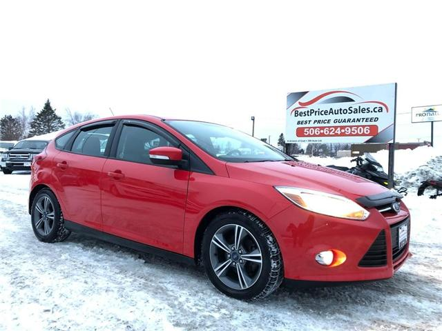 2014 Ford Focus SE (Stk: A2750) in Miramichi - Image 1 of 28