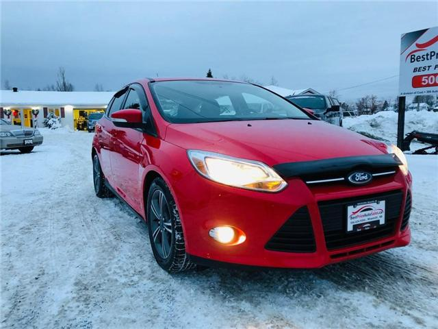 2014 Ford Focus SE (Stk: A2750) in Miramichi - Image 2 of 28