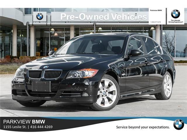 2006 BMW 330 xi (Stk: 12224AAA) in Toronto - Image 1 of 19