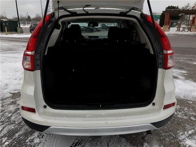 2015 Honda CR-V Touring (Stk: U16218) in Goderich - Image 13 of 18