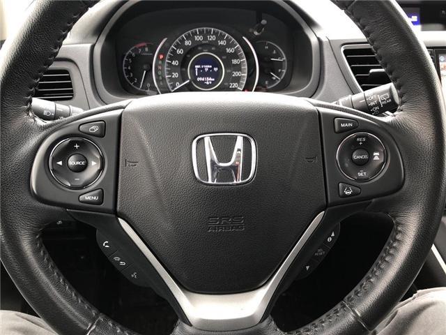 2015 Honda CR-V Touring (Stk: U16218) in Goderich - Image 15 of 18