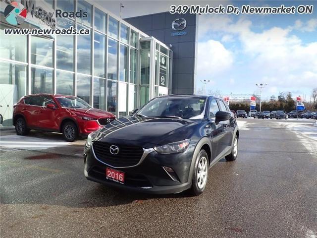 2016 Mazda CX-3 GX (Stk: 14101) in Newmarket - Image 1 of 30