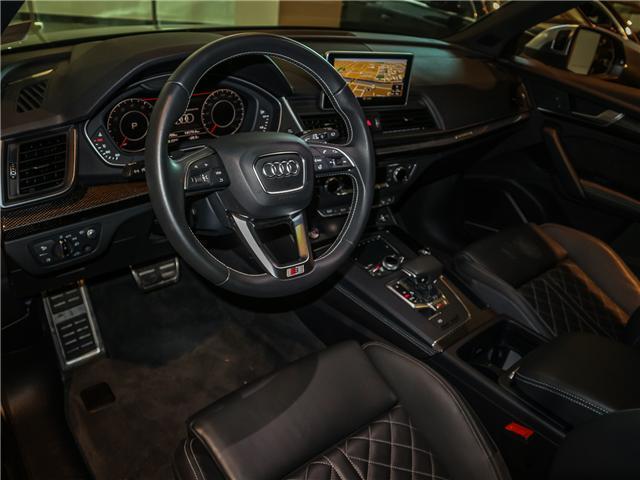 2018 Audi SQ5 3.0T Technik (Stk: P2916) in Toronto - Image 9 of 28