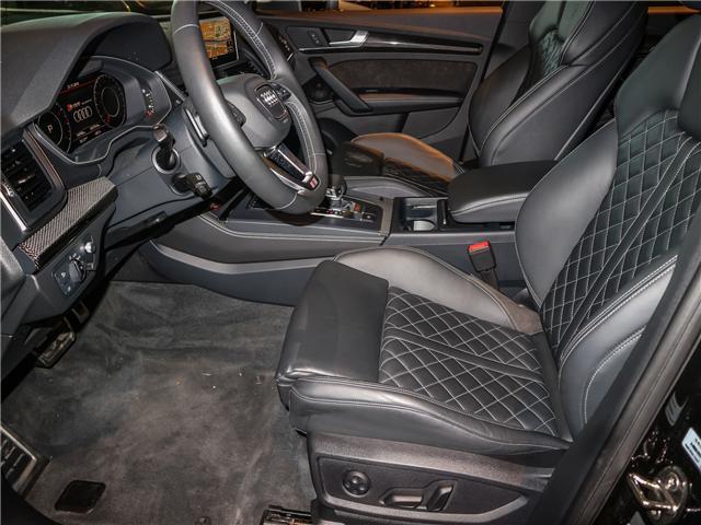 2018 Audi SQ5 3.0T Technik (Stk: P2916) in Toronto - Image 10 of 28