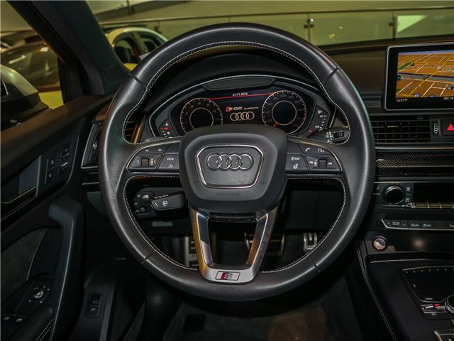 2018 Audi SQ5 3.0T Technik (Stk: P2916) in Toronto - Image 11 of 28