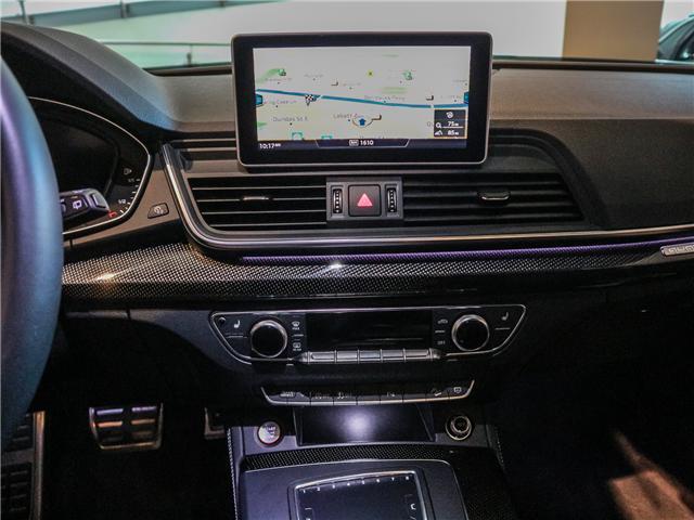 2018 Audi SQ5 3.0T Technik (Stk: P2916) in Toronto - Image 16 of 28