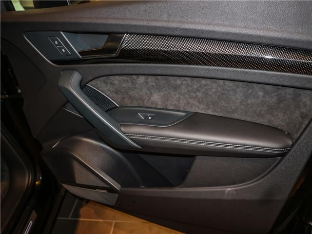 2018 Audi SQ5 3.0T Technik (Stk: P2916) in Toronto - Image 19 of 28