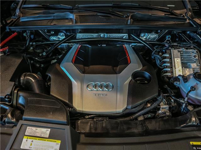 2018 Audi SQ5 3.0T Technik (Stk: P2916) in Toronto - Image 22 of 28