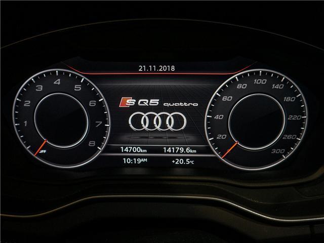 2018 Audi SQ5 3.0T Technik (Stk: P2916) in Toronto - Image 26 of 28