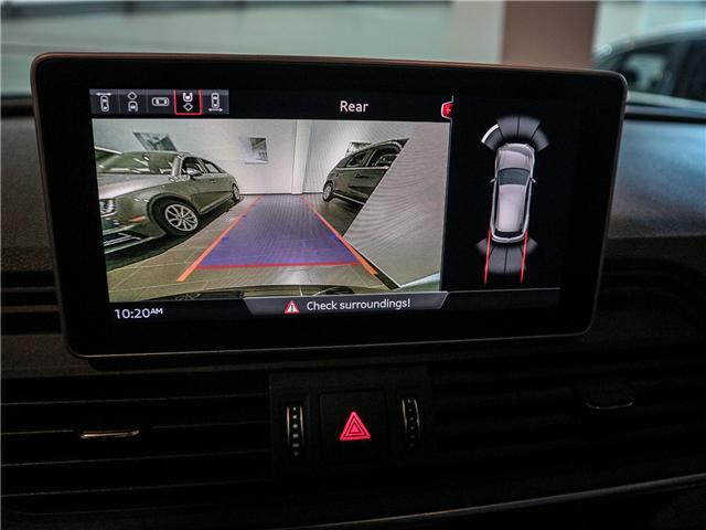 2018 Audi SQ5 3.0T Technik (Stk: P2916) in Toronto - Image 27 of 28