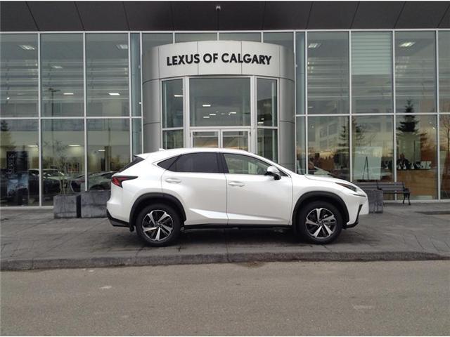 2019 Lexus NX 300 Base (Stk: 190197) in Calgary - Image 1 of 11