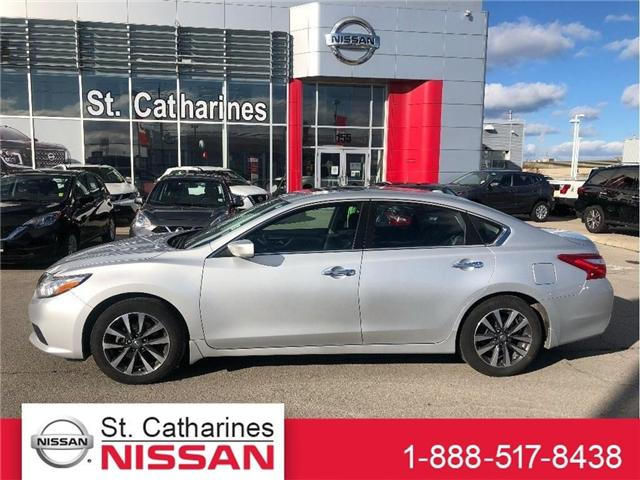 2017 Nissan Altima 2.5 SV (Stk: SSP-160) in St. Catharines - Image 1 of 21